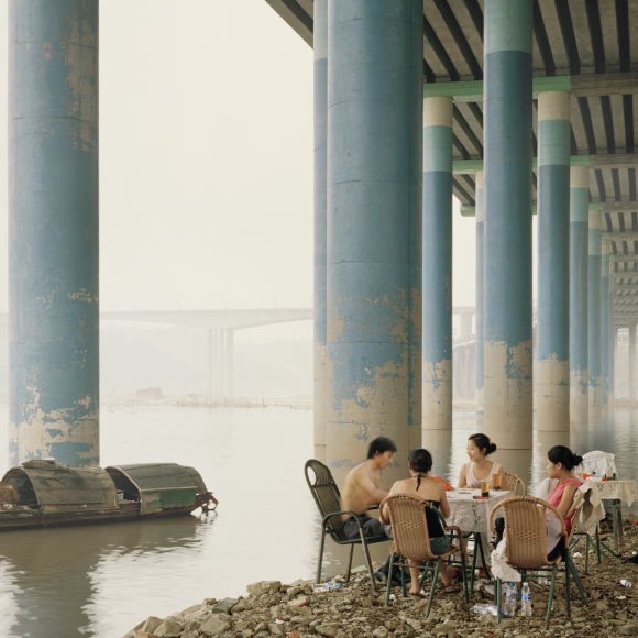 Nadav Kander - On the Yangtze River