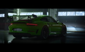 recomFILM - PORSCHE 911 GT3 RS - Press Film