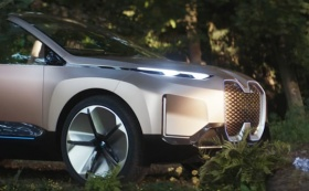 BMW Vision iNext - In Arcadia