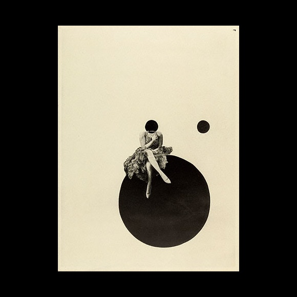 László Moholy-Nagy_The Olly and Dolly Sisters Dancing Duo, 1925