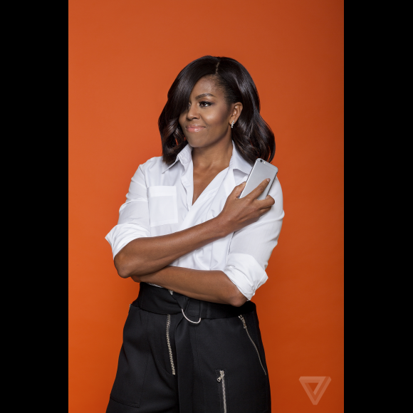 Michelle Obama - The Verge