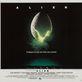 1979 Alien - Theatrical Poster