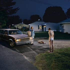 Gregory Crewdson - Penitent Daughter