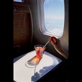 William Eggleston - En Route to New Orleans - 1971-1974