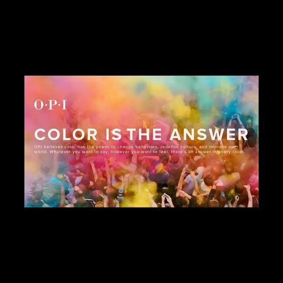 We Believe in the Power of Color