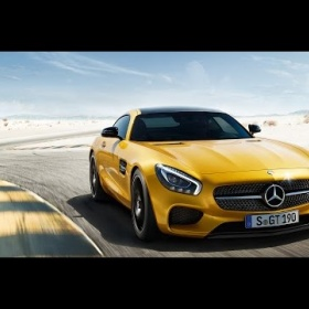 "2016 Mercedes-AMG GT TV Commercial ""Dreamcar"""