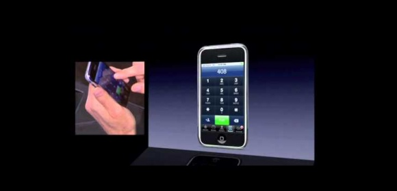 Steve Jobs iPhone 2007 Presentation (HD)