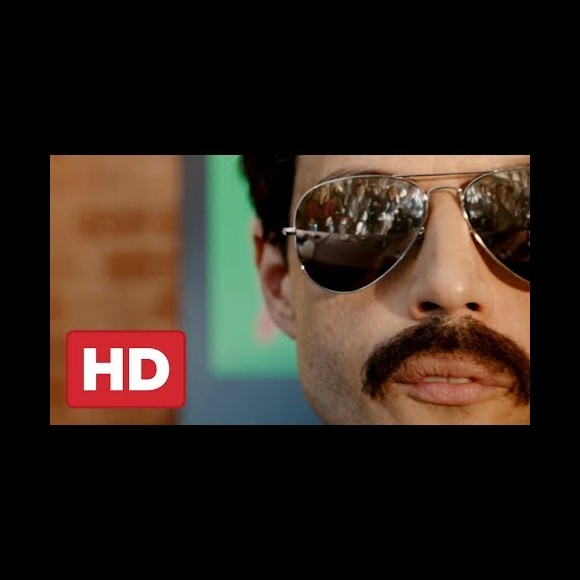 Bohemian Rhapsody Trailer (Freddie Mercury Movie) Rami Malek, Mike Myers