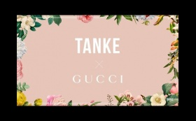 Award Winning Influencer Campaign by Tanke Agency Paris for Gucci