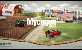 Mycogen - Shoot - Behind the Scenes - Stop Motion