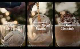 Crown Royal: Vanilla Affogato - 16x9 / Director - PEDEN+MUNK
